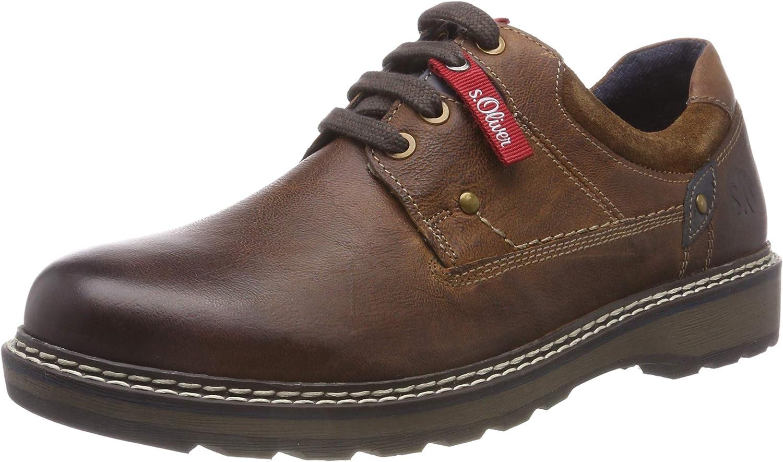 ser 5-5-13621-21 305, Zapatos de Cordones Derby para Hombre
