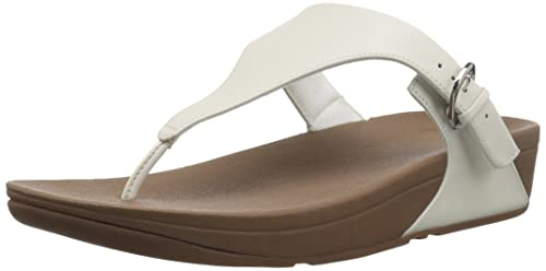 a297725de224 Image Unavailable. Image not available for. Colour  FitFlop Women s The Skinny  Leather Toe-Thong Sandal