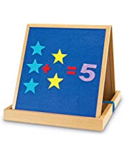 Learning Resources LER7286 Doublesided Tabletop Easel
