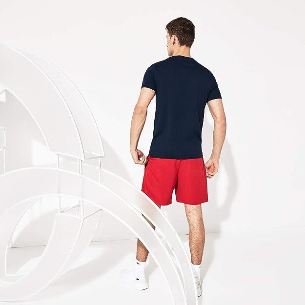 Lacoste Sport - Camiseta Hombre - Th7971: Amazon.es: Ropa y accesorios