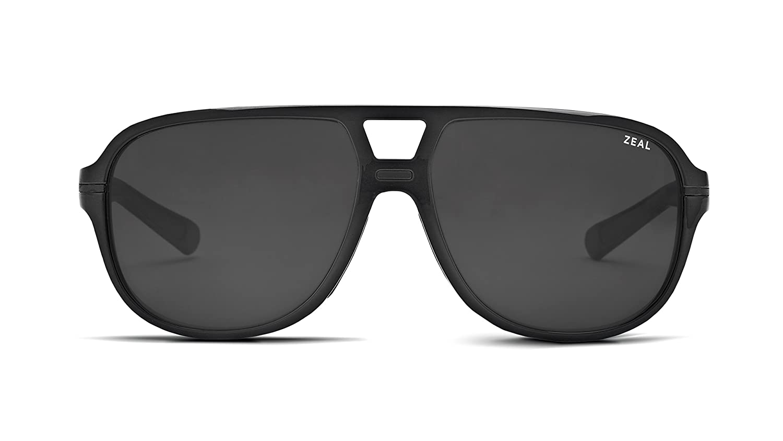 8b9b4afd9f Amazon.com  Zeal Optics Darby Polarized Sunglasses  Sports   Outdoors
