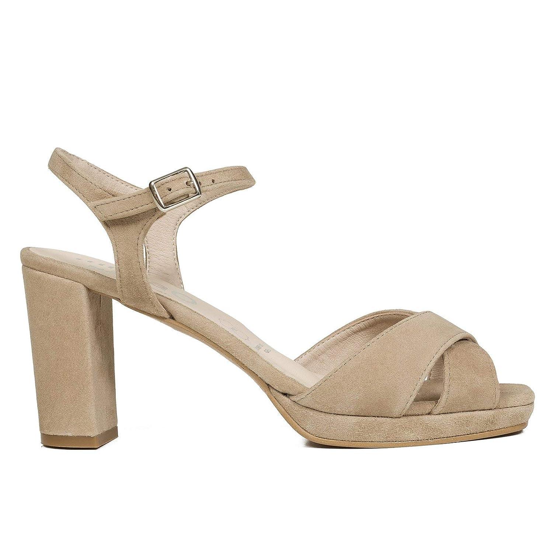 Cómodas Confort Cbxdoe Mimao Zapatos Sandalias Gel Verano Con Plantilla UMpzSV