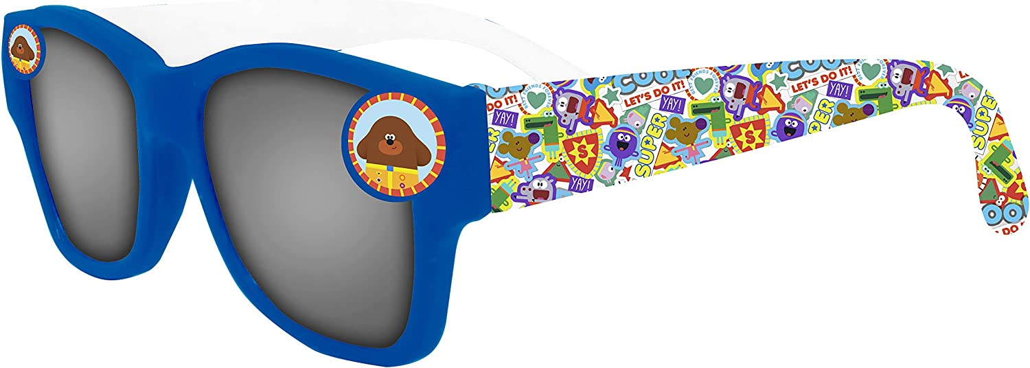 Hey Duggee Childrens Character Sunglasses 100/% UV protection for Holiday