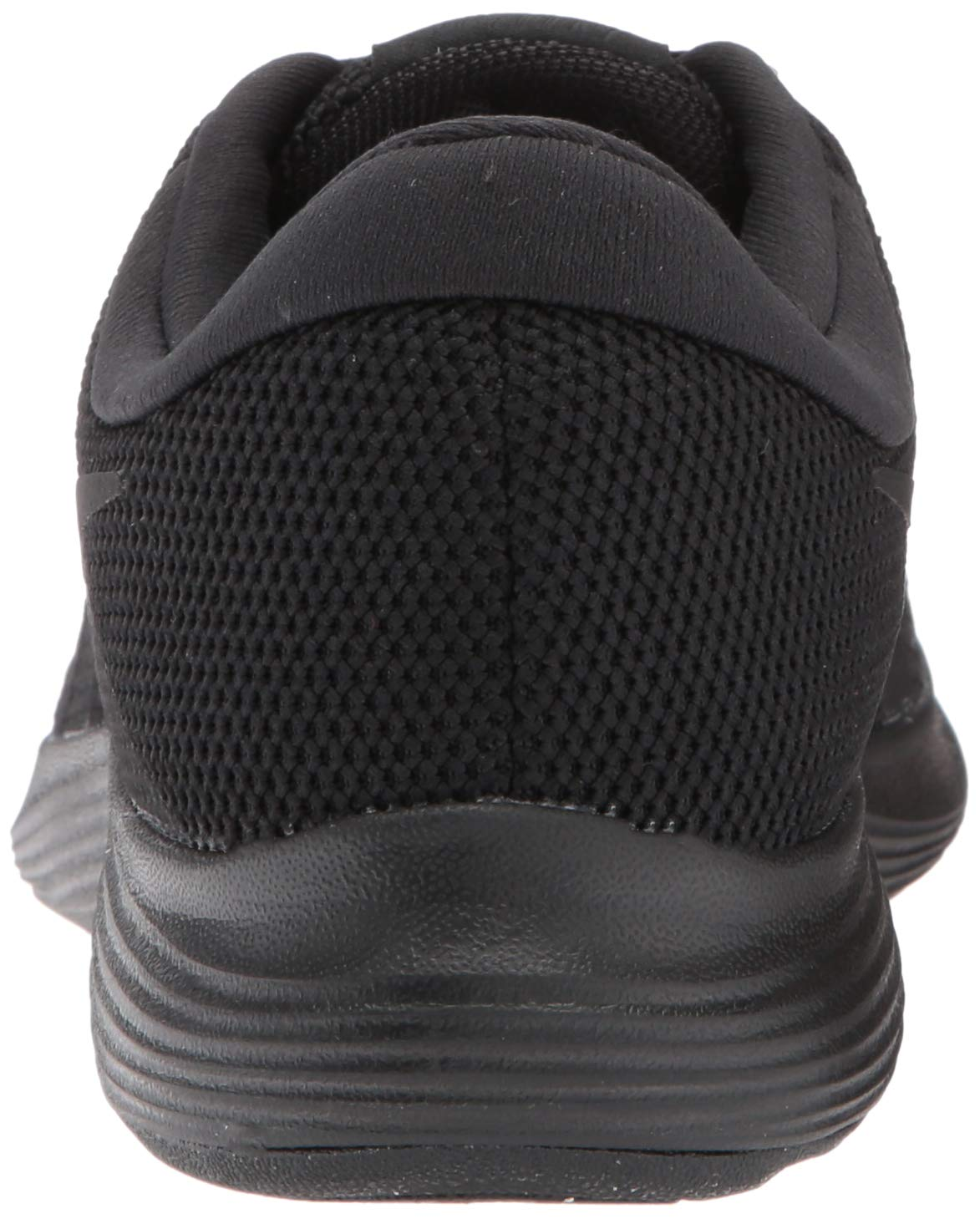 Nike Men's Revolution 4 Running Shoe, Black/White-Anthracite, 7 Regular US by Nike (Image #2)