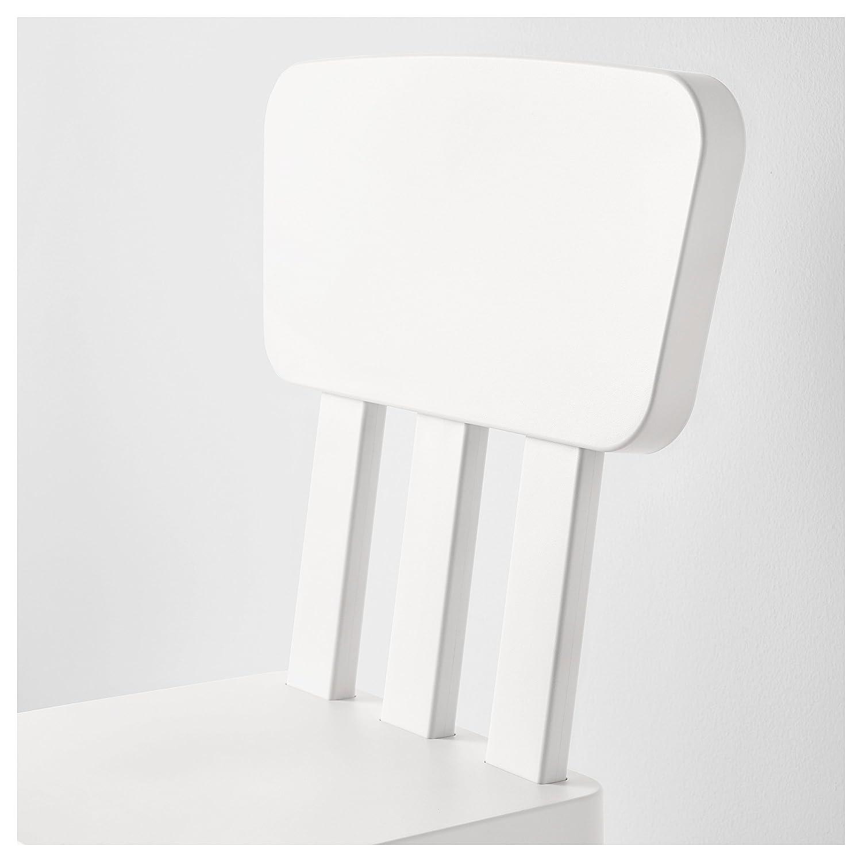 B2C IKEA Mammut - Mesa Infantil, Color Blanco y Blanco: Amazon.es: Juguetes y juegos