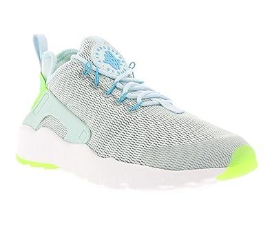 cheaper e0443 94db4 Nike W Air Huarache Run Ultra, Chaussures de Sport Femme, Bleu-Azul Claro