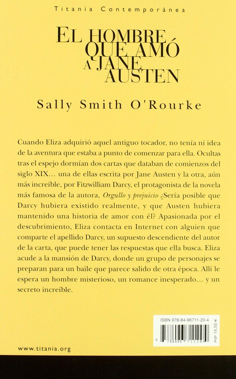 El hombre que amó a Jane Austen (Titania amour): Amazon.es ...