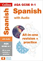 Grade 9-1 GCSE Spanish AQA All-in-One Complete