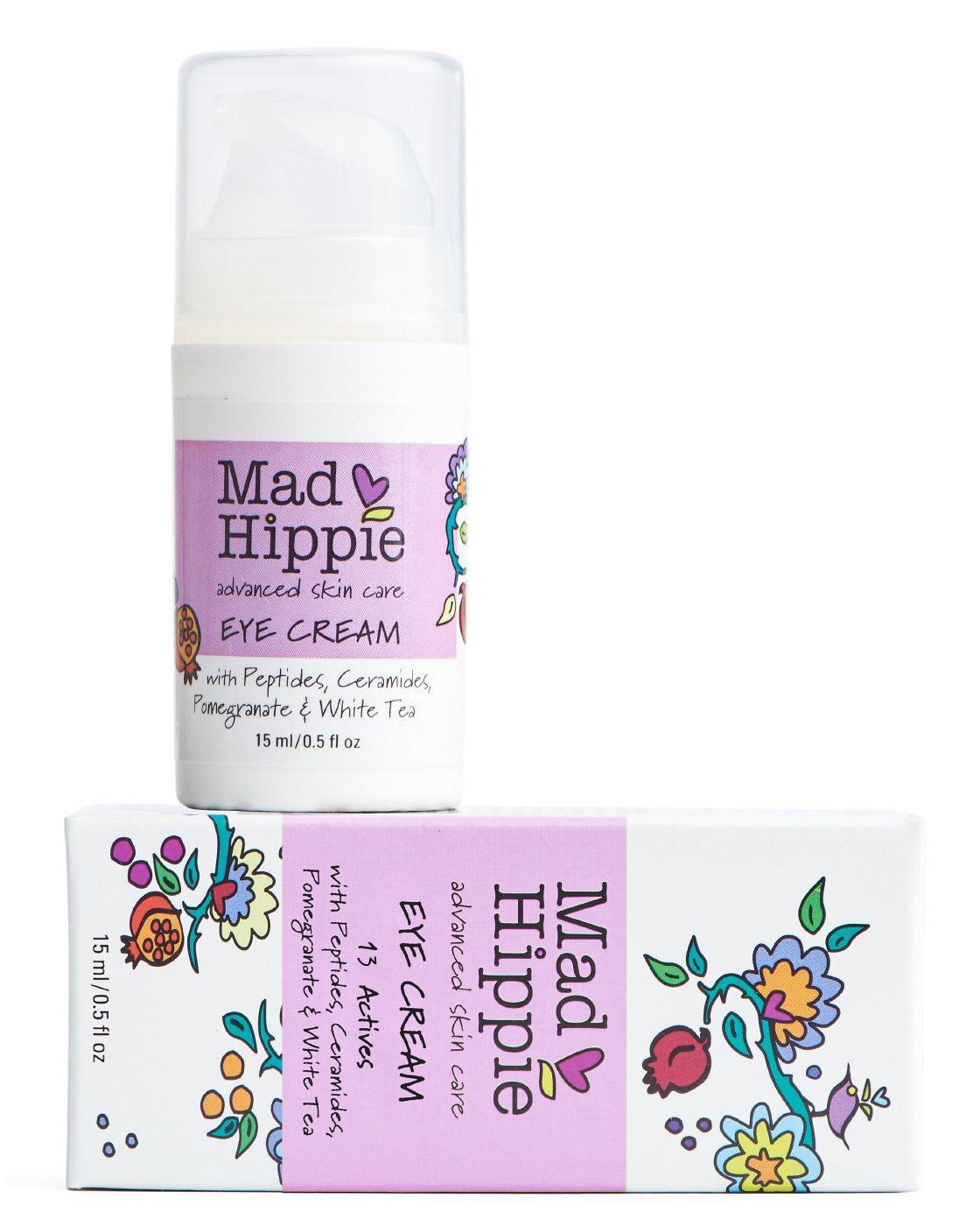 MAD HIPPIE EYE CRM,ANTI-OXIDNT/PEPT.5 OZ by Mad Hippie
