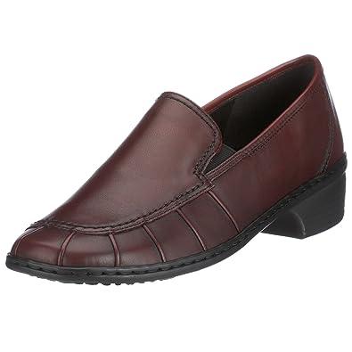 d369bcdc22ce6 Jenny Shoes AG, Rhodes, 1-62736-01, Femme, Chaussons - Rouge - Rouge ...