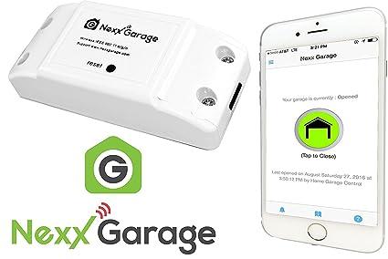 Nexx Garage Nxg 100 Nxg Remote Compatible Door Openers Control
