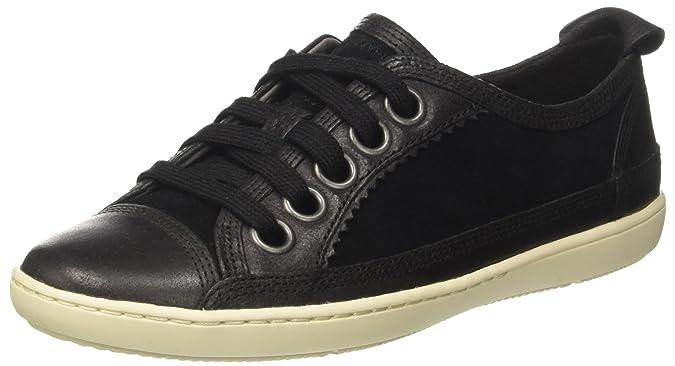 CA12CL, Sneaker Donna, Nero, EU 36 Timberland