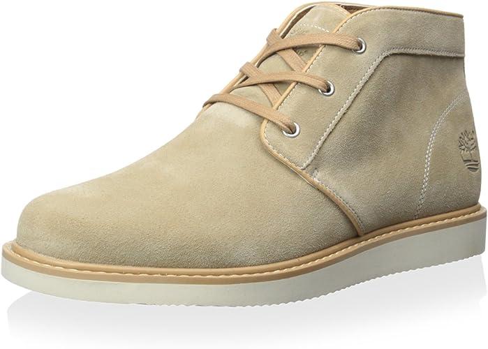 Newmarket Plain Chukka Boot