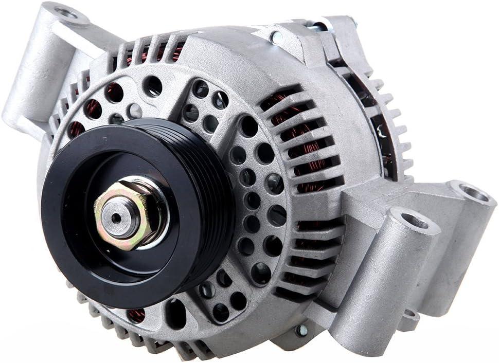 New Ford Alternator F67U-10300-AA F7CU-10300-AB 7019977 F1TZ-10346-B GL-308 7750