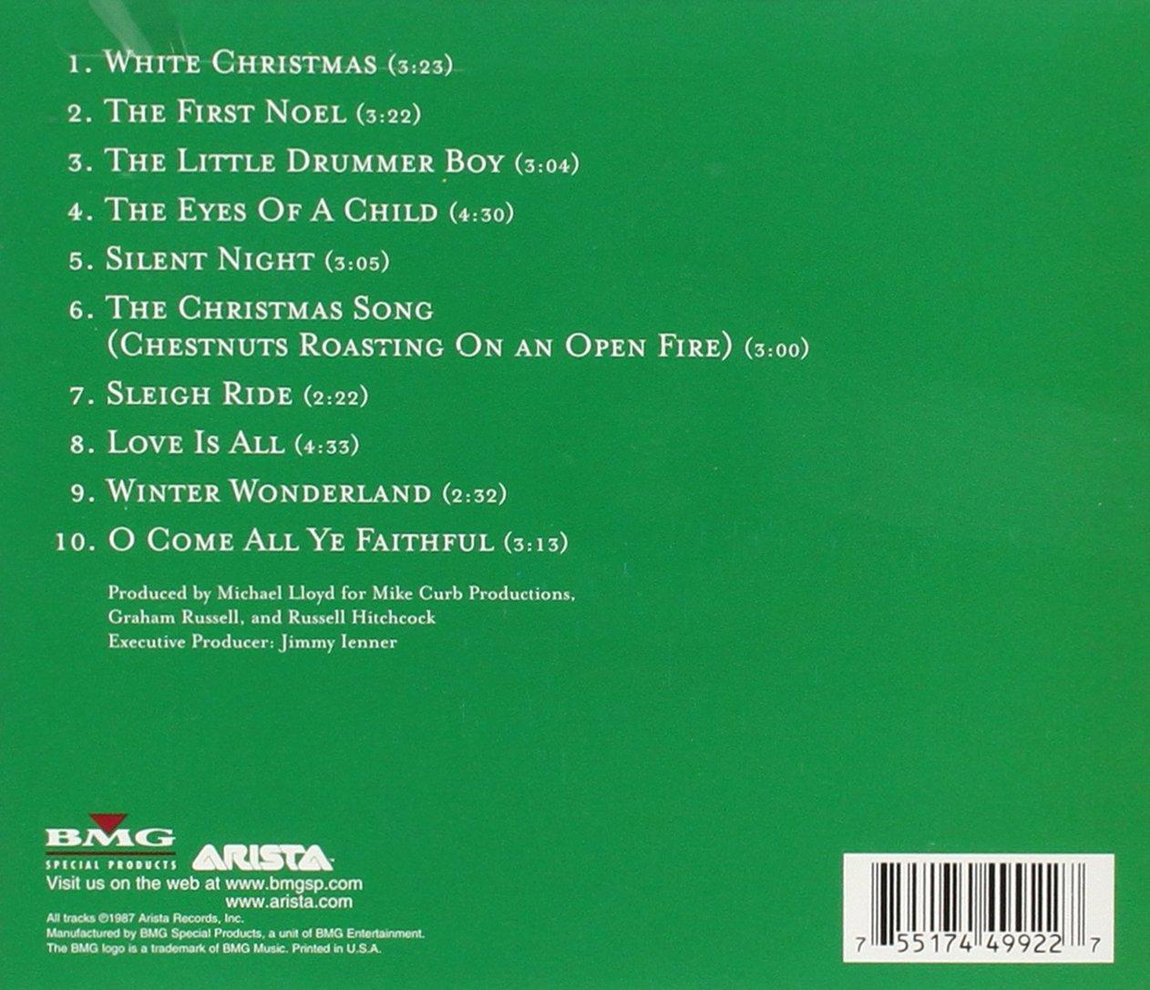 Air Supply - Christmas Album - Amazon.com Music