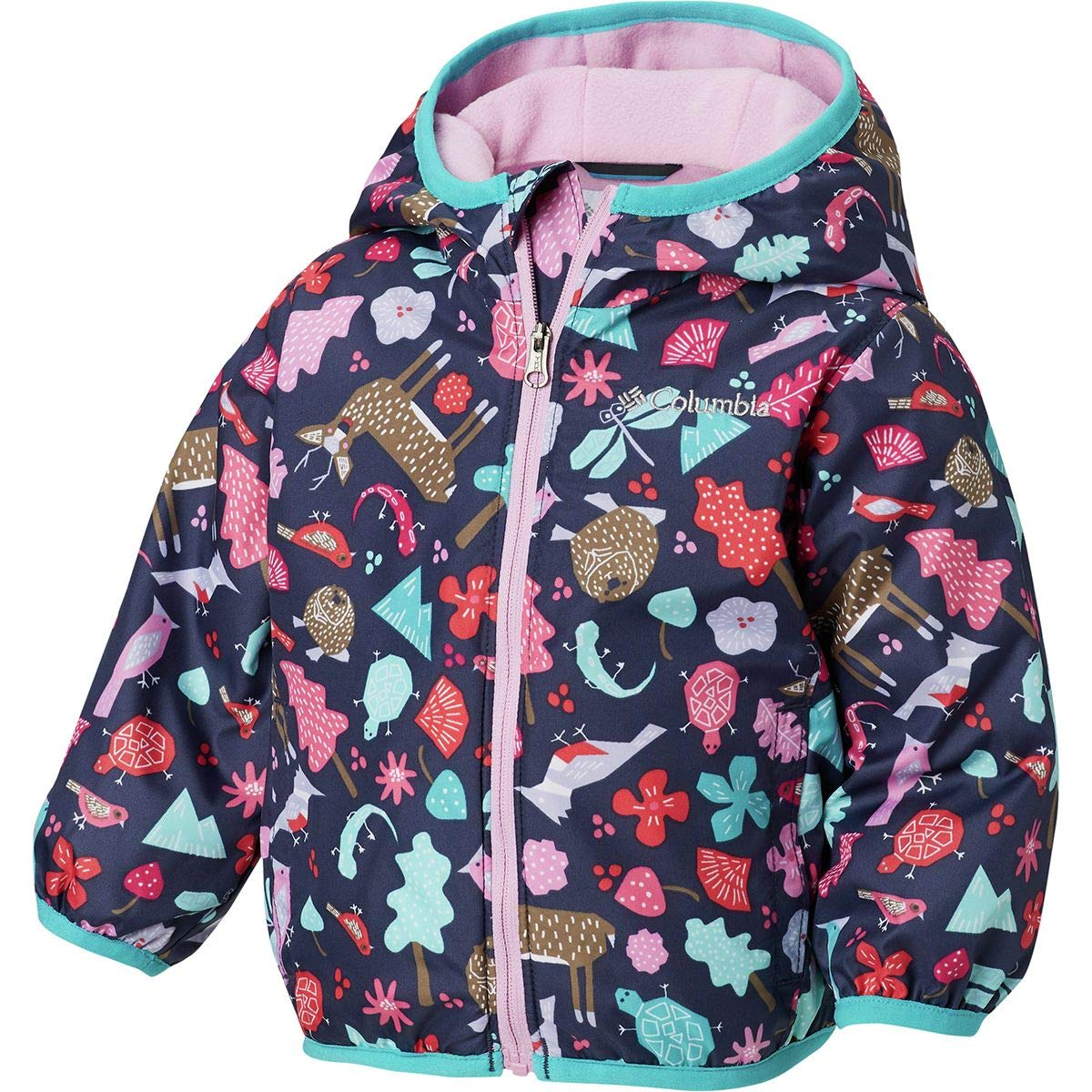 Columbia Baby Boys Mini Pixel Grabber II Wind Jacket