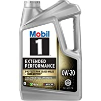 $22 » Mobil 1 Extended Performance Full Synthetic Motor Oil 0W-20, 5 Quart