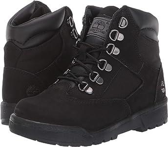 boys timberland field boots
