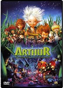 Arthur - E A Vingança De Maltazard: Amazon.com.br: DVD e