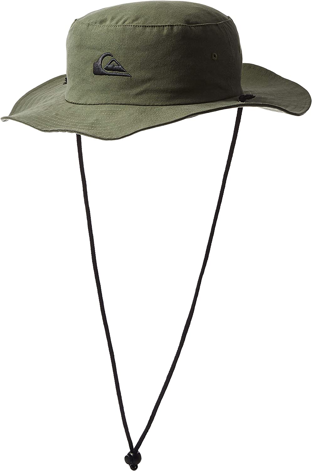 Quiksilver Men's Bushmaster Sun Protection Floppy Bucket Hat