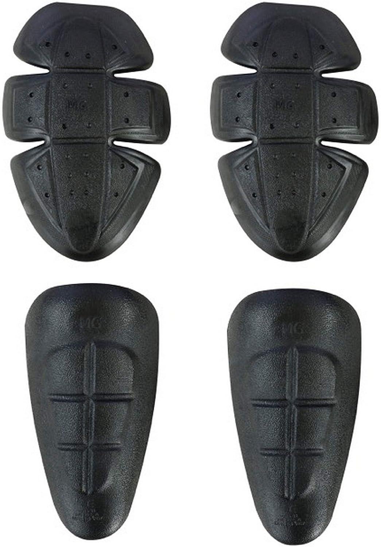 Herren Motorrad-Cargohose mit 6 Taschen /& CE-Protektoren W32 L30 Texpeed Jeans /& Kevlar Schwarz