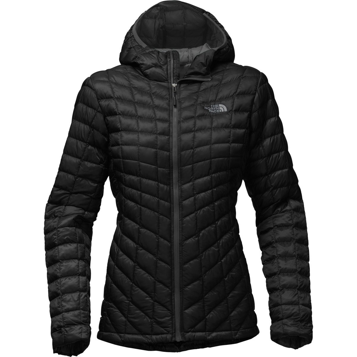 The North Face Women's Thermoball Hoodie - Black - S (Past Season) by The North Face