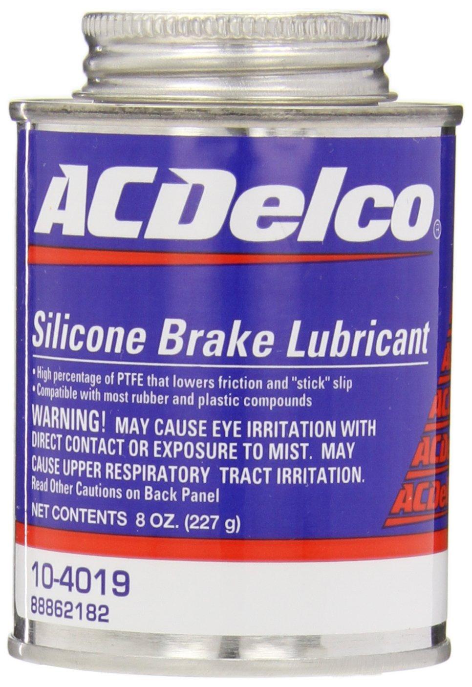 Genuine GM Fluid 88862182 Silicone Brake Lubricant - 8 oz. General Motors
