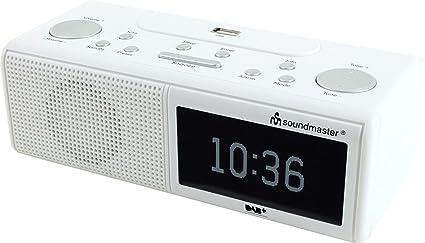 406408155c5 soundmaster UR8350WE Digital FM  Amazon.co.uk  Electronics