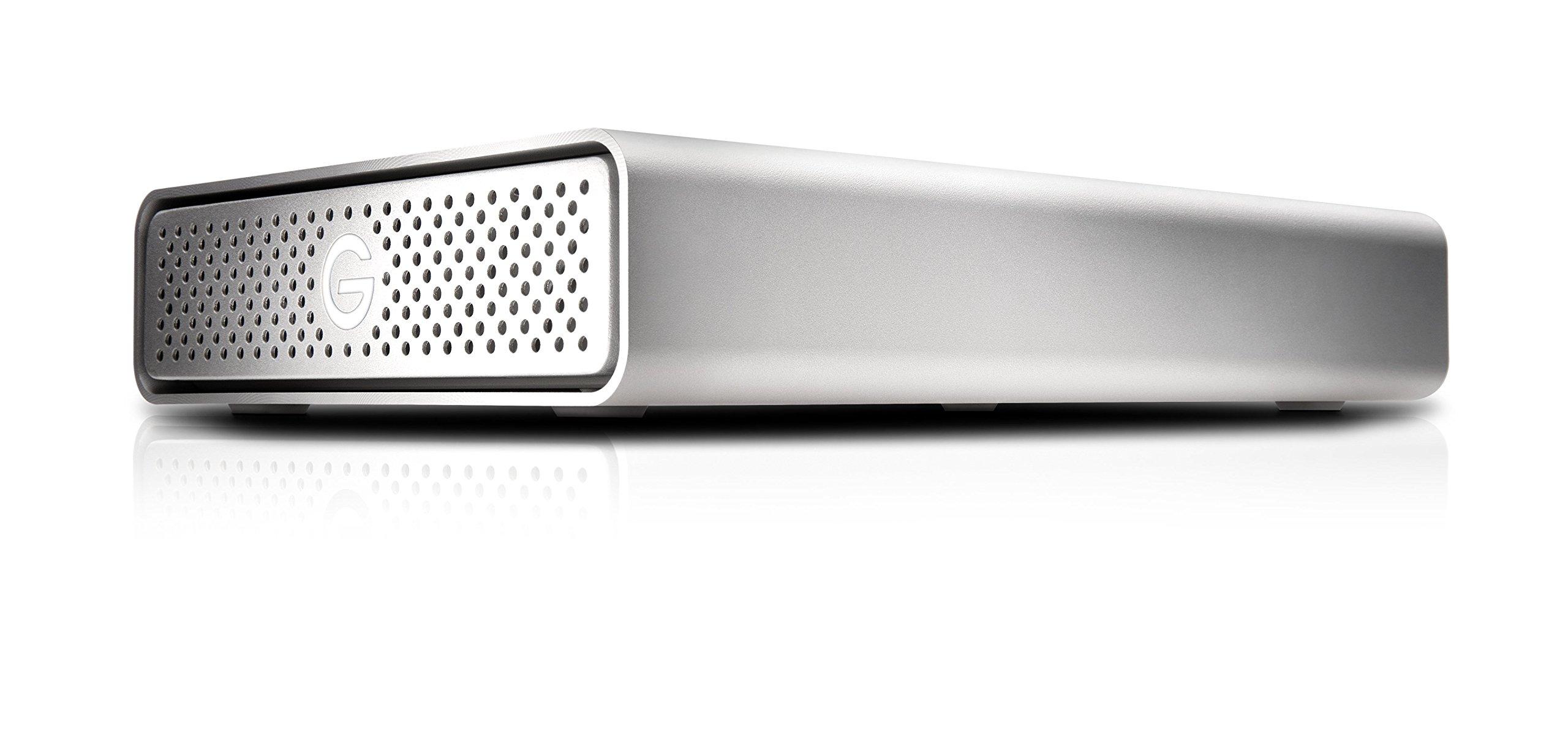 G-Technology G-DRIVE USB-C External Drive 4TB 0G05666 by G-Technology (Image #5)