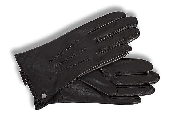 e36f93dc0b6480 Roeckl Damen Smart Classic Nappa Handschuhe, Schwarz (Black 000), 7