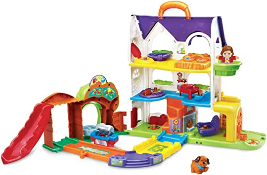 Go! Go! Smart Friends Busy Sounds Discovery Home by Discovery