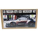 日産 LBパフォーマンス ニッサン R35 GT-R 1/18 ディティールアップセット Hobby Design HD03-0314