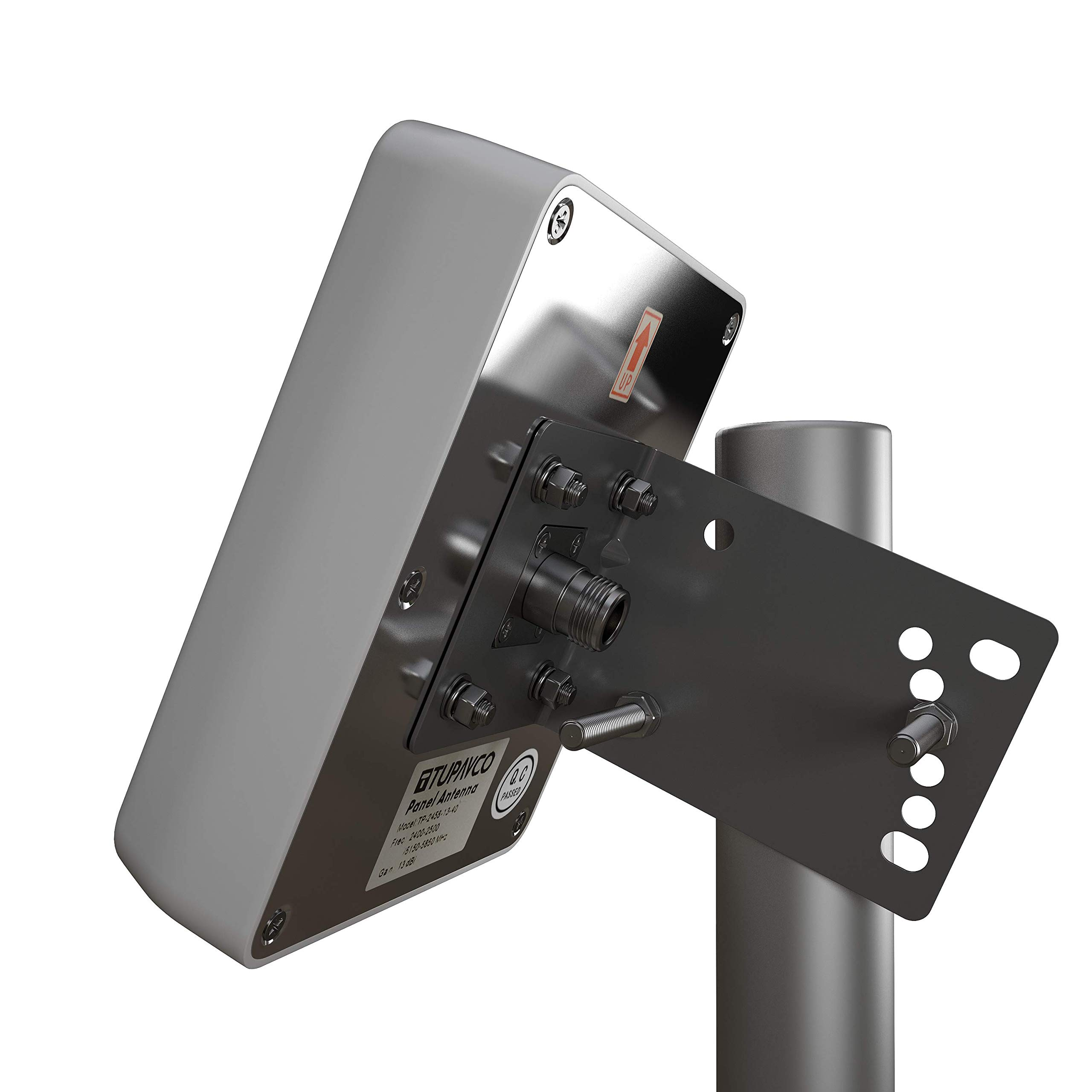 Panel WiFi Antenna 13dBi Dual Band//Multi Band 2.4GHz//5GHz-5.8GHz Range