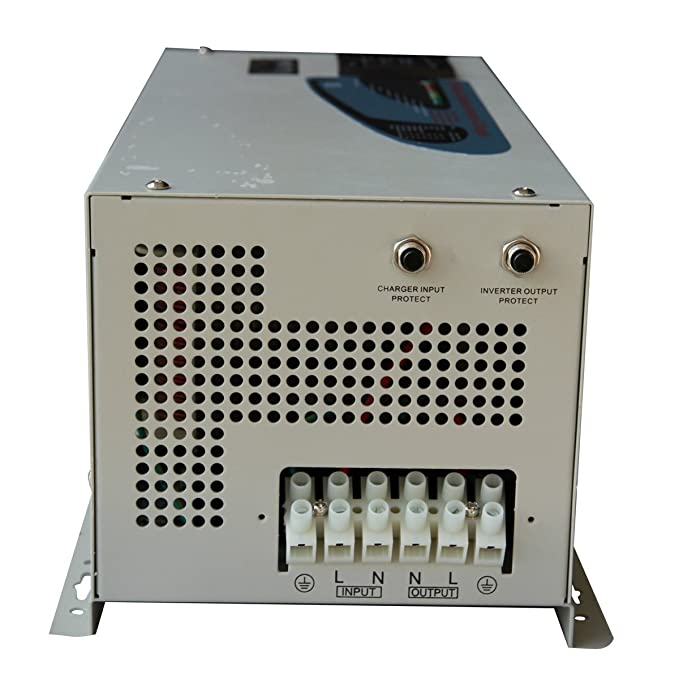 SUNGOLDPOWER 3000 W pico 9000 W adaptador inversor de onda ...