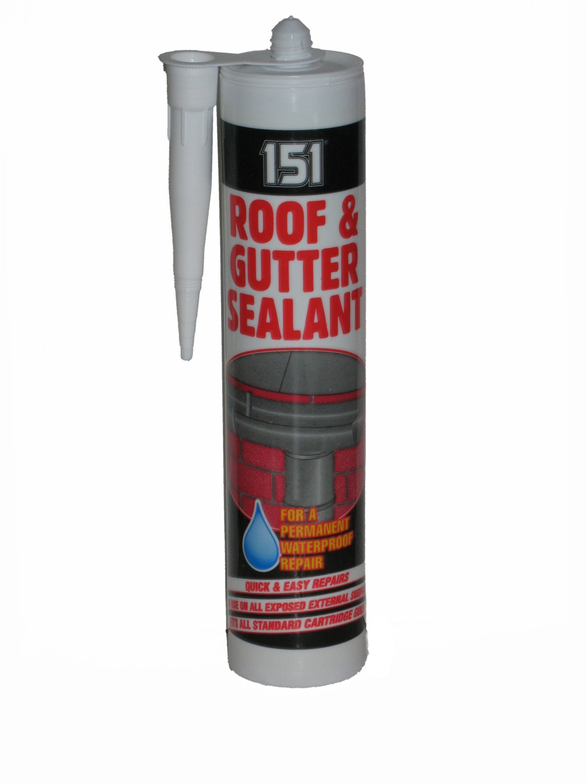 151 Products 151 Roof & Gutter Sealant