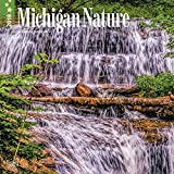 Michigan Nature 2018 12 x 12 Inch Monthly Square Wall Calendar, USA United States of America Midwest State Wilderness (Multilingual Edition)