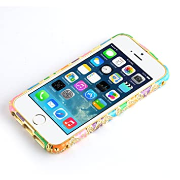 coque iphone 5 arc en ciel