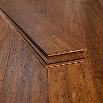 Ambient Bamboo Bamboo Flooring Sample Color Carbonized