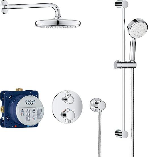 Sistemas de ducha GROHE Eurosmart sistema de ducha