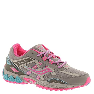 293b7aa78904 Image Unavailable. Image not available for. Color  Saucony Excursion Girls   Toddler-Youth Running ...
