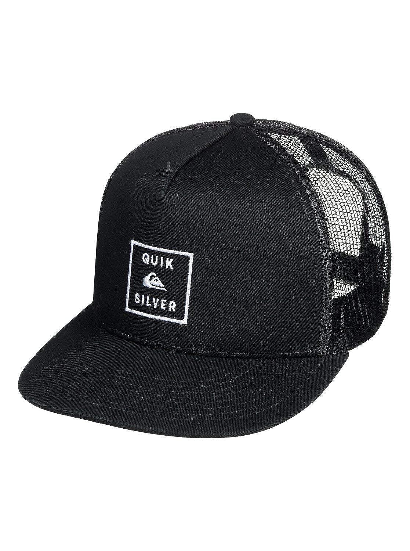 16642b13e Quiksilver Men's Clipster Trucker Hat