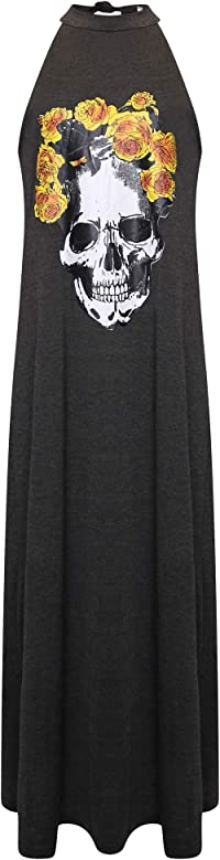 robe tête de mort 10