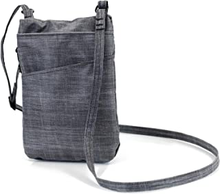 product image for Flowfold Mini Muse Crossbody Bag - Lightweight & Water Repellent - Minimalist Travel Day Bag