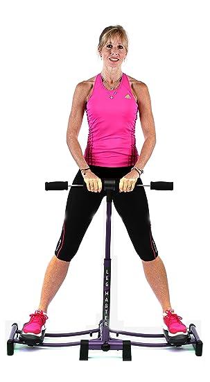 Fiona summers legmaster total body leg master exerciser home gym