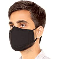 Meded CMFBBLCK Anti Pollution Face Mask (Black)