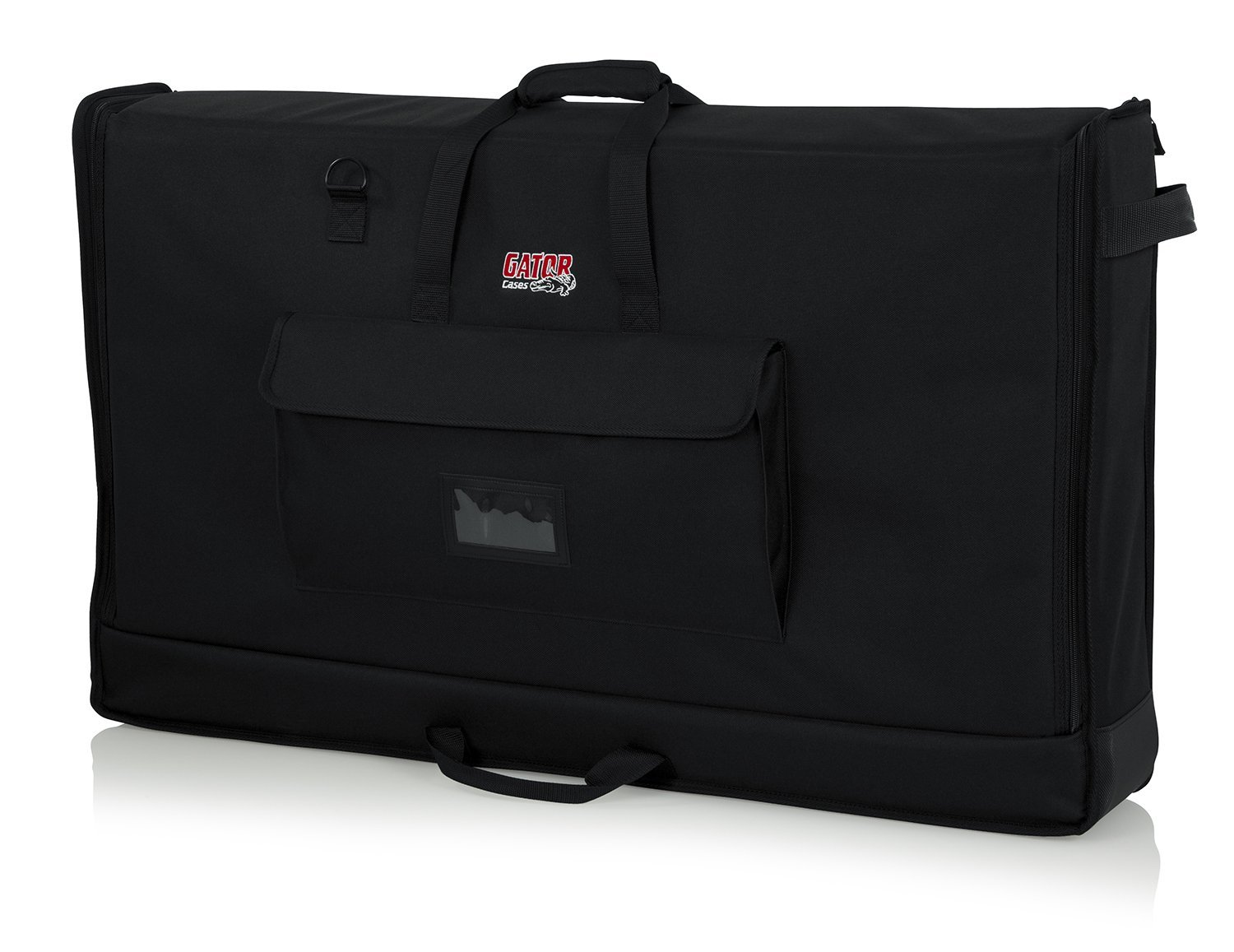 Gator Cases Padded Nylon Carry Tote Bag for Transporting LCD Screens, Monitors and TVs Between 40''- 45''; (G-LCD-TOTE-LG)