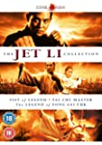 The Jet Li Collection (Fist of Legend, Tai Chi Master, The Legend of Fong Sai Yuk) [Edizione: Regno Unito]