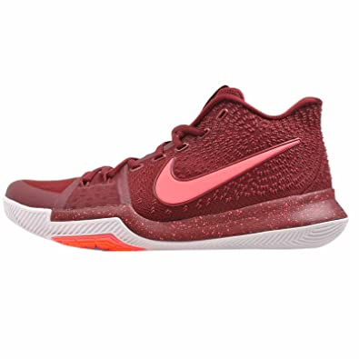 a94dffedf264 Image Unavailable. Image not available for. Color  Nike Mens Kyrie 3  Midnight Basketball Shoes