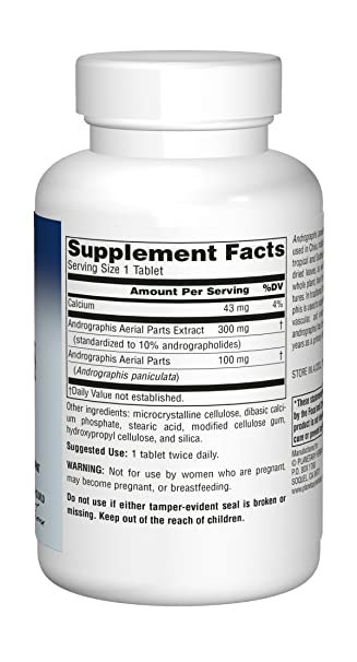 Amazon.com: Planetary Herbals Full Spectrum Andrographis 400mg - Ayurvedic Herb - 60 Tablets: Health & Personal Care