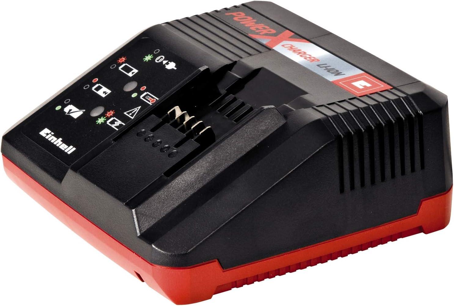 Einhell Akku-Rasentrimmer GE-CT 18 Li Set Power X-Change Lithium Ionen, 18 V, 240 mm Schnittkreis, 20 Kunststoffmesser, inkl. 1,5 Ah Akku und Ladeger/ät